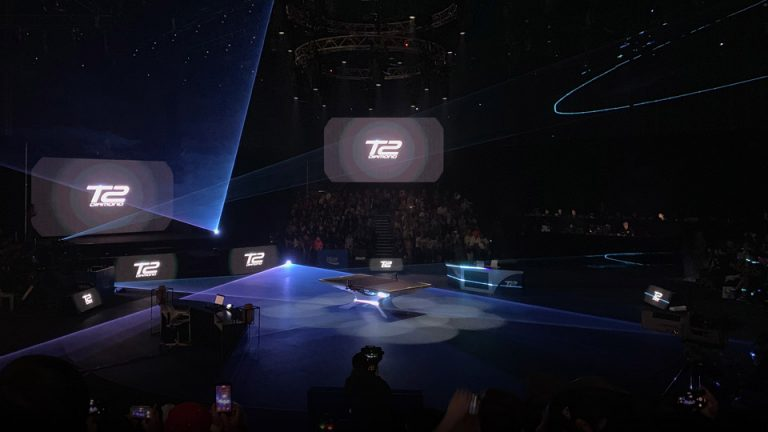 venue of T2 Diamond 2019 Malaysia